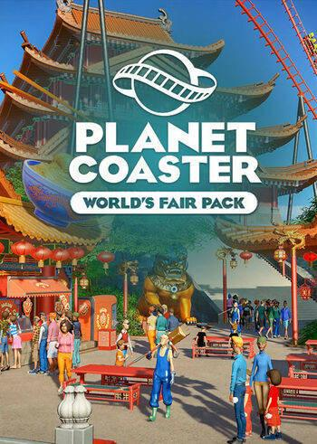 Image de Planet Coaster - World's Fair Pack
