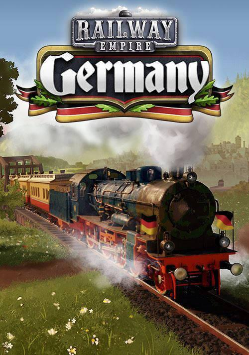 Railway Empire - Germany DLC