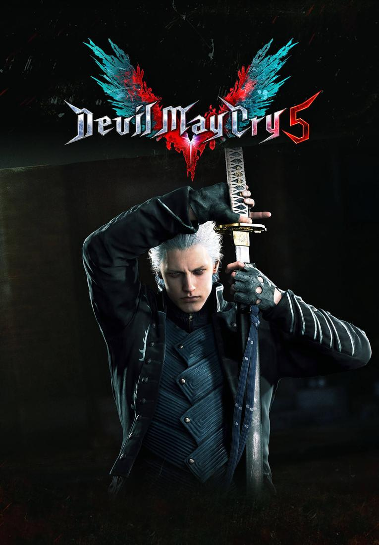 Devil May Cry 5 - Playable Character: Vergil resmi
