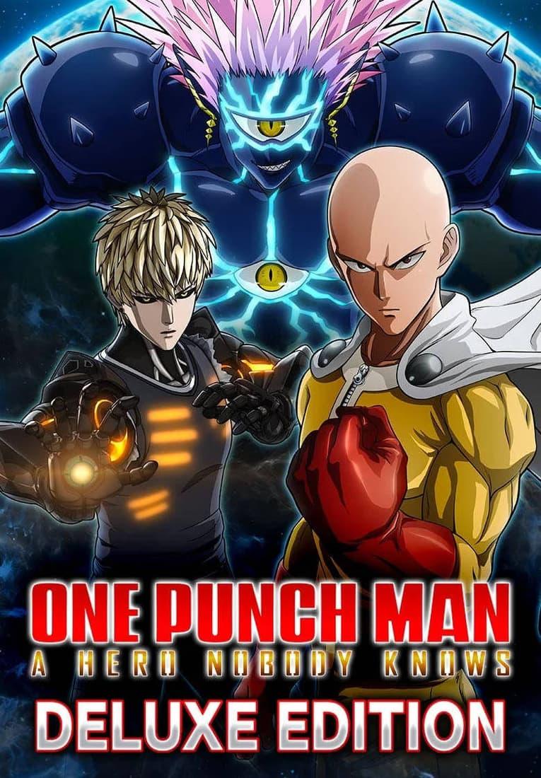 Bild von ONE PUNCH MAN: A HERO NOBODY KNOWS Deluxe Edition