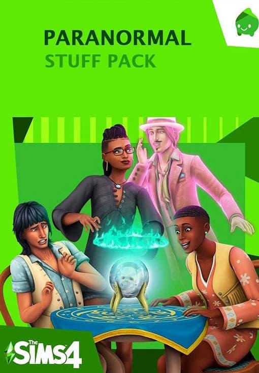 The Sims™ 4 Paranormal Stæsjpakke