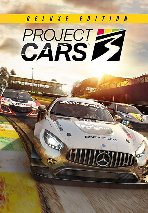 Project CARS 3: Deluxe Edition