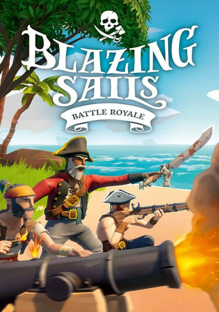 Blazing Sails: Pirate Battle Royale - Early Access - NEW - WW