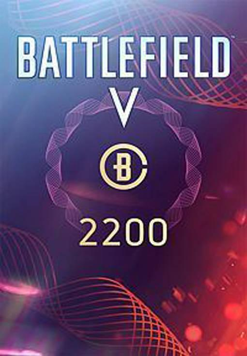 Battlefield V - 2200 Battlefield Currency