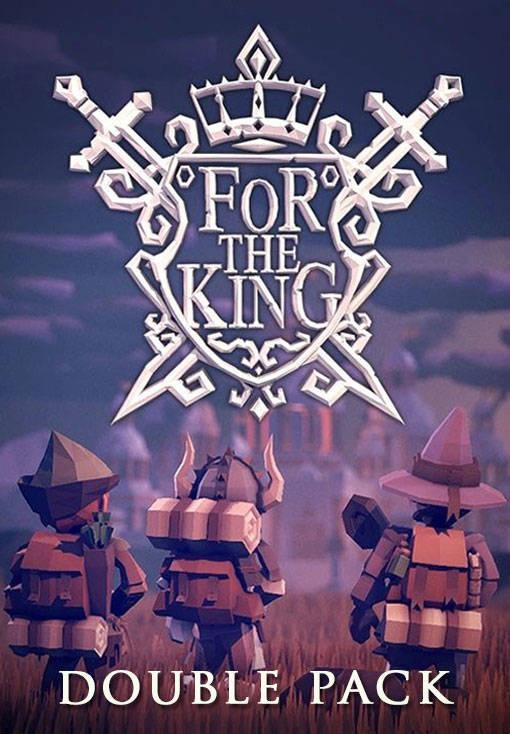 For The King - Double Pack