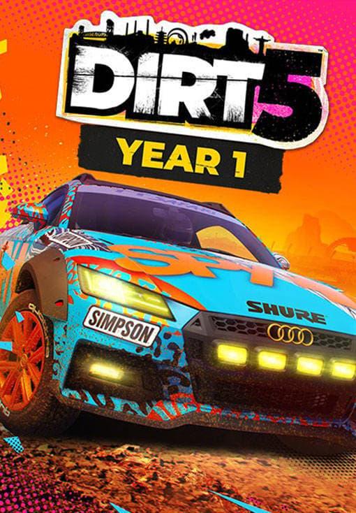 DIRT 5 Year 1 Upgrade