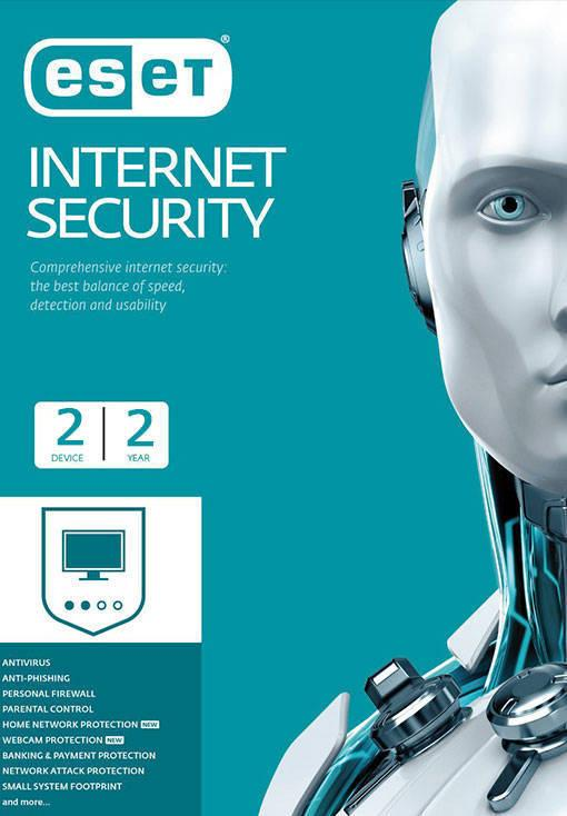 ESET Internet Security - 2 Device - 2 Year