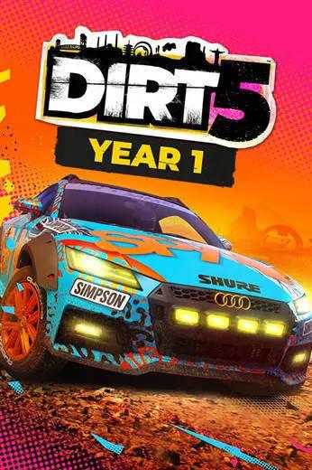 DIRT 5 Year 1 Edition TR/RU resmi