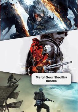 Metal Gear Stealthy Bundle resmi