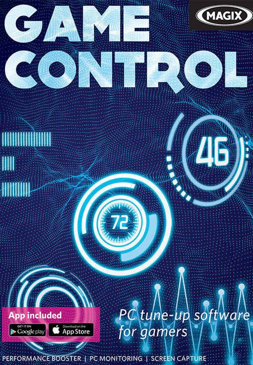 MAGIX Game Control