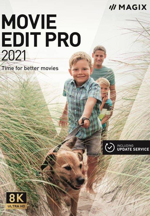 MAGIX Movie Edit Pro 2021