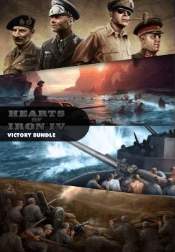Hearts of Iron IV Victory Bundle resmi