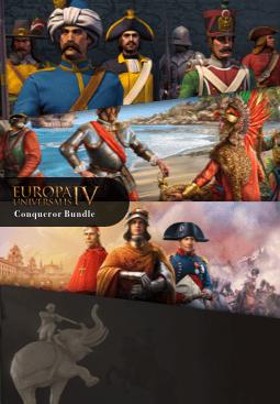 Europa Universalis IV Conqueror Bundle resmi