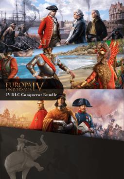 Europa Universalis IV DLC Conqueror Bundle resmi