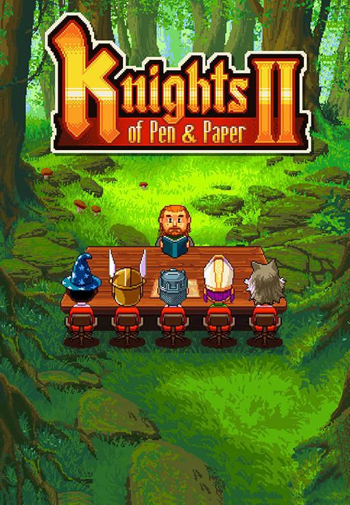 Knights of Pen and Paper 2