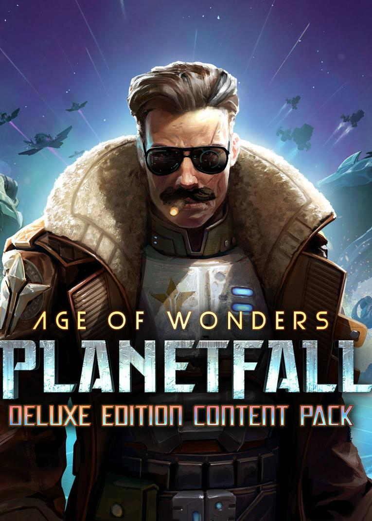 Age of Wonders: Planetfall Deluxe Edition Content TR