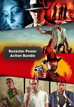 Afbeeldingen van Rockstar Power Action Bundle