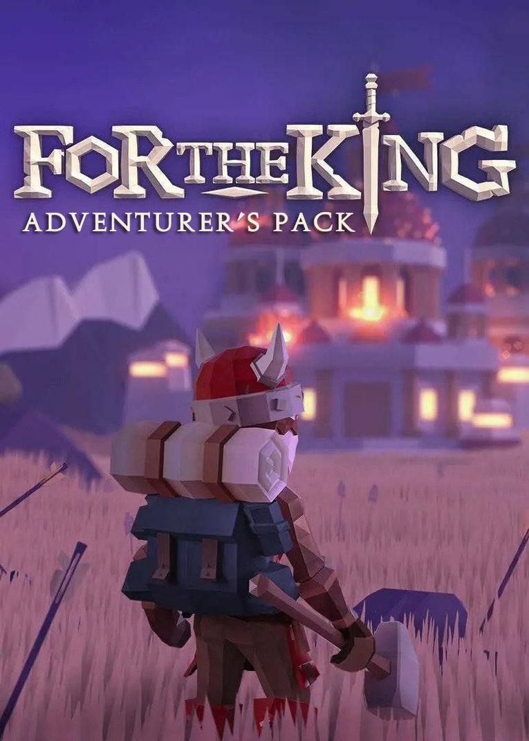 For The King - Adventurer's Pack is $44.98 (24% off)