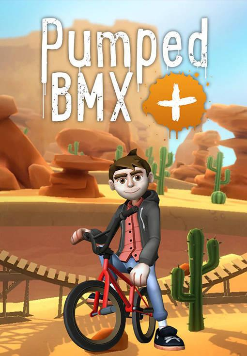 Picture of Pumped BMX +