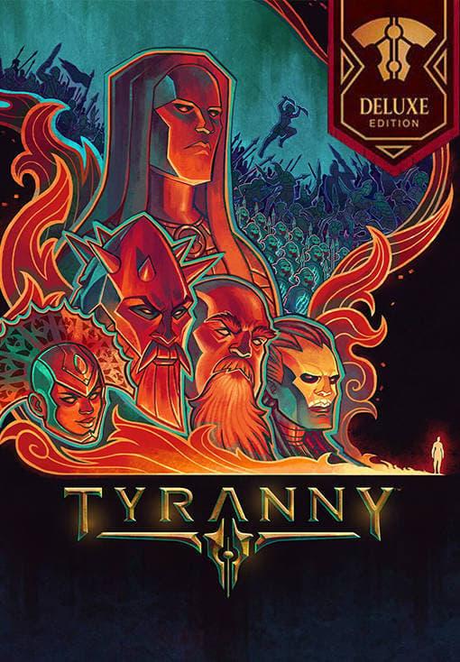 Tyranny - Deluxe Edition resmi