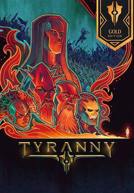 Tyranny - Gold Edition resmi