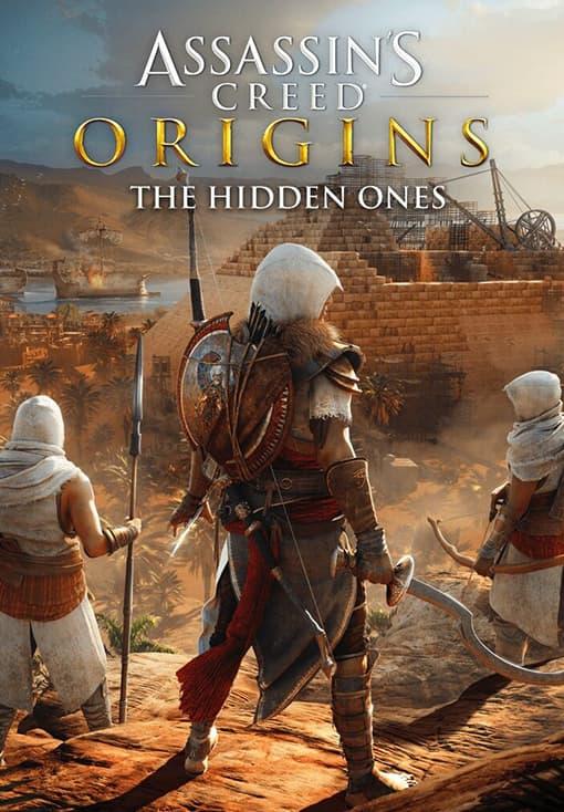 Assassin's Creed® Origins - DLC 1 The Hidden Ones