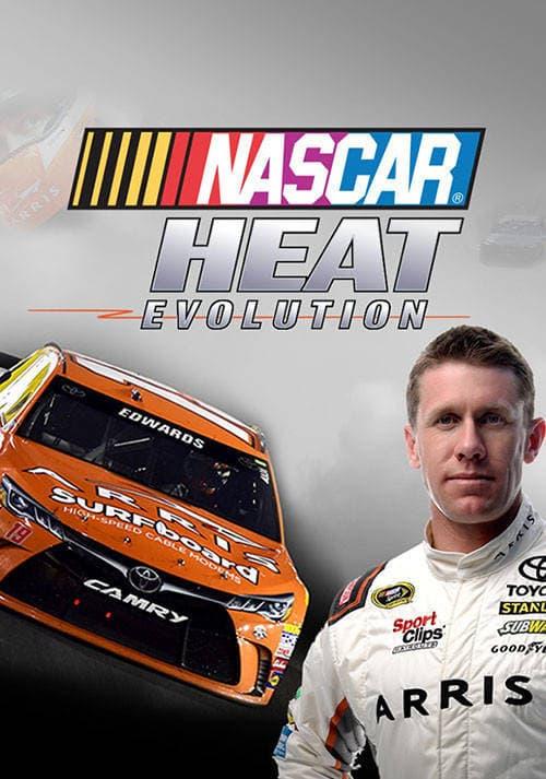 Afbeeldingen van NASCAR Heat Evolution