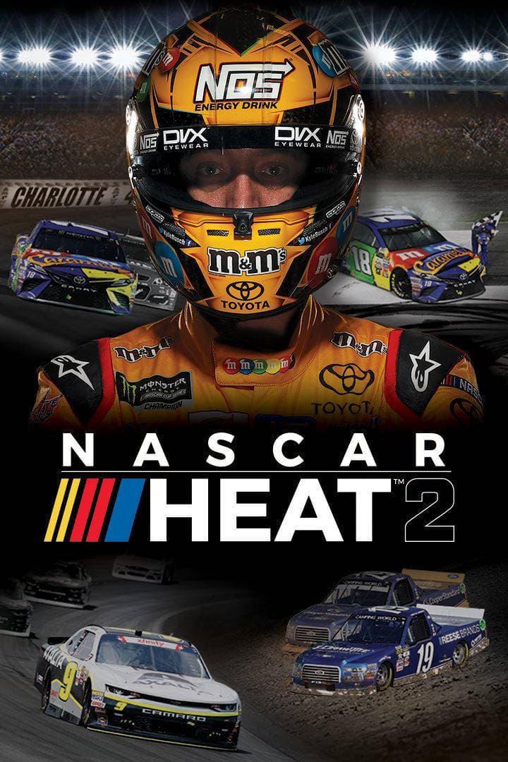 Afbeeldingen van NASCAR Heat 2