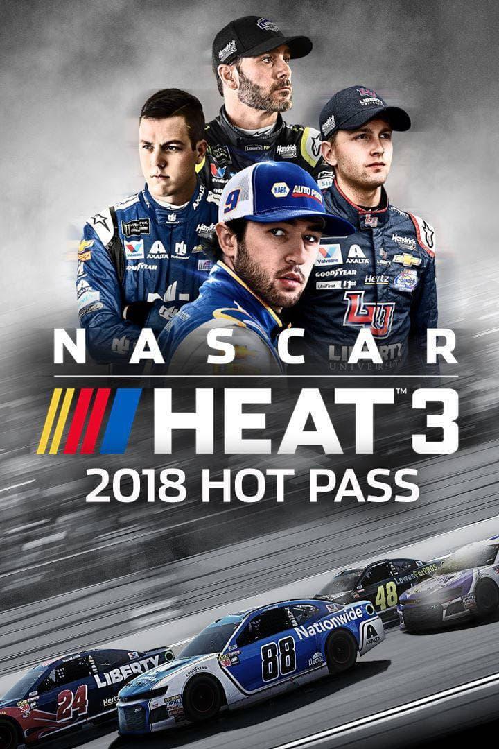 Afbeeldingen van NASCAR Heat 3 - 2018 Hot Pass