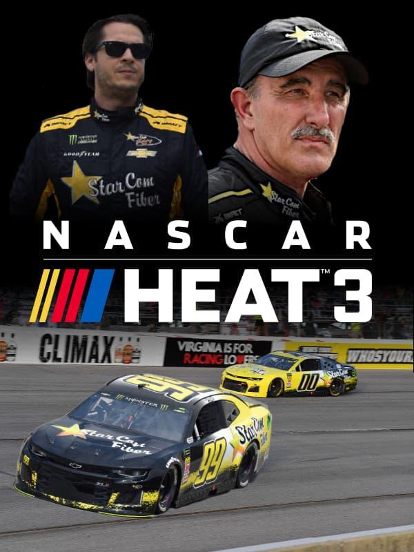 Afbeeldingen van NASCAR Heat 3