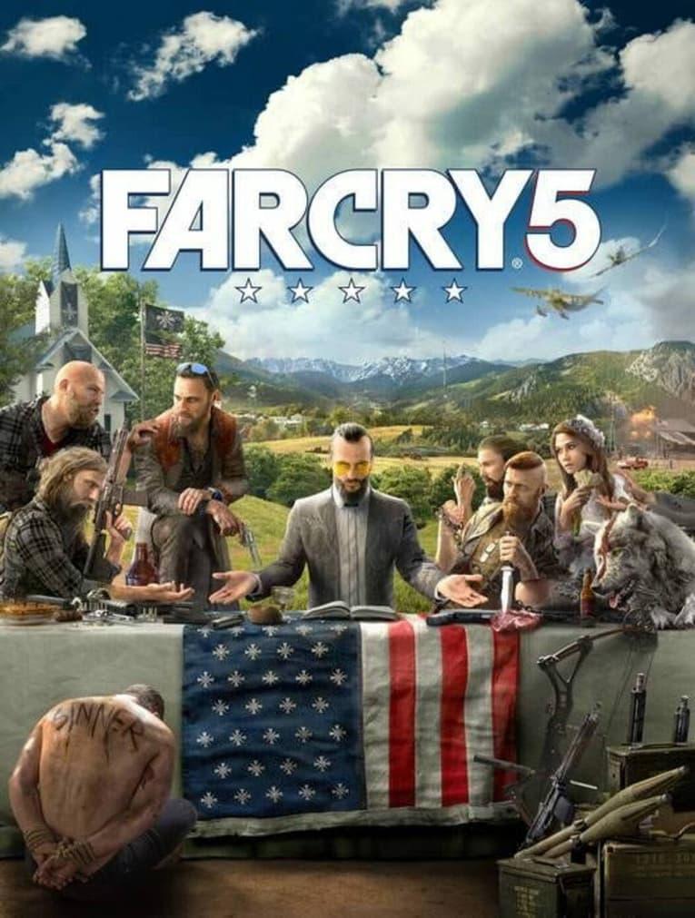 Far Cry 5 - ROW