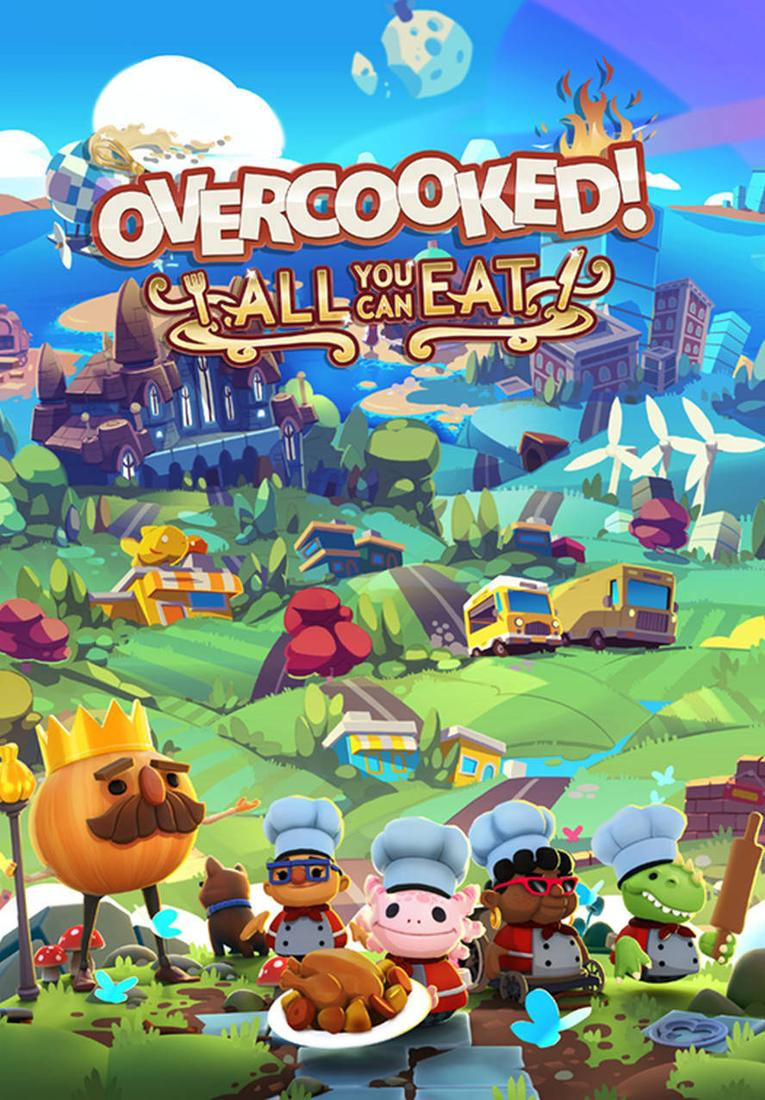 Overcooked! All You Can Eat resmi