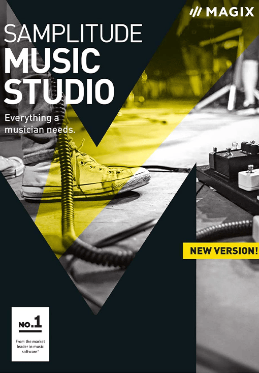 Immagine di MAGIX Samplitude Music Studio