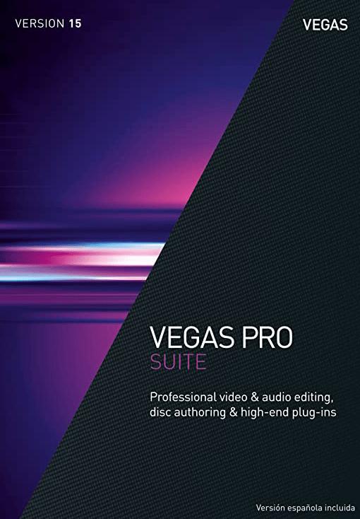 VEGAS Pro Suite 15