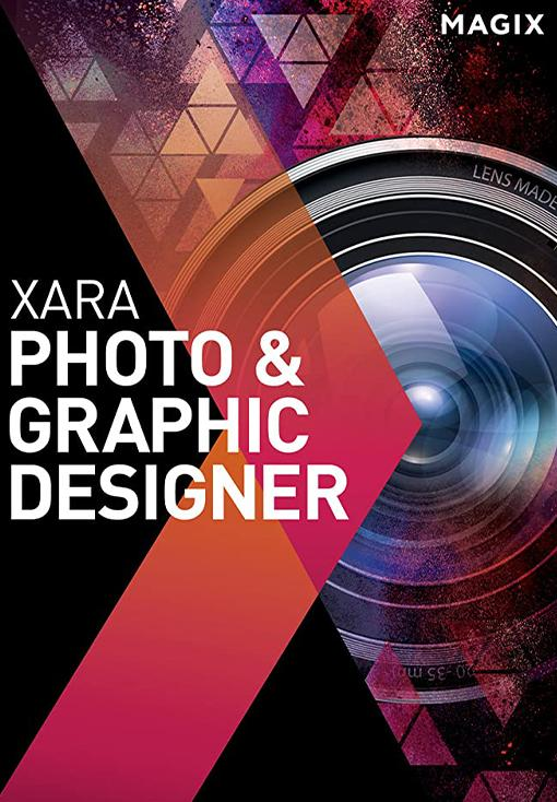 Afbeeldingen van Xara Photo & Graphic Designer 15