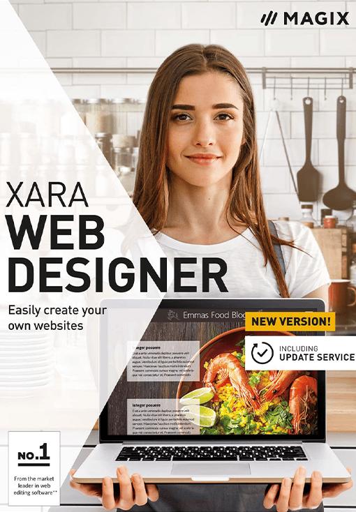 XARA Web Designer 15