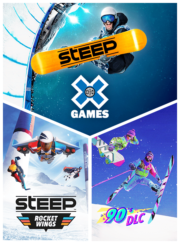 Steep: X Games Pass