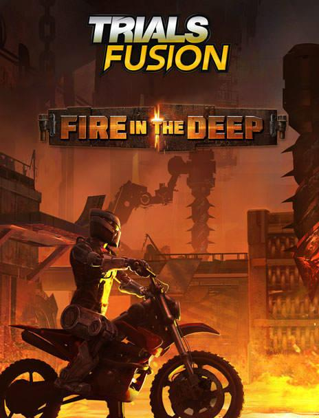 Trials Fusion™ - DLC 4 Fire in the Deep