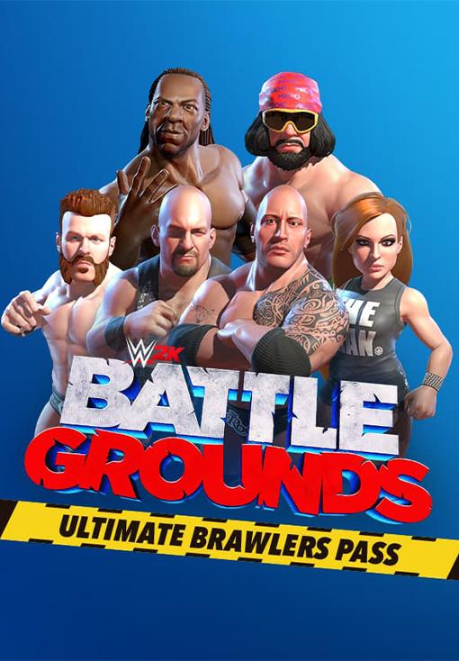 WWE 2K BATTLEGROUNDS - Ultimate Brawlers Pass