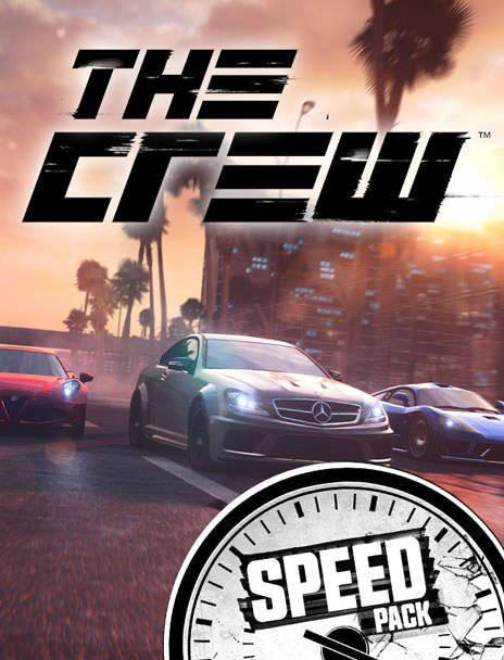 The Crew™ - DLC 3 Speed Car Pack