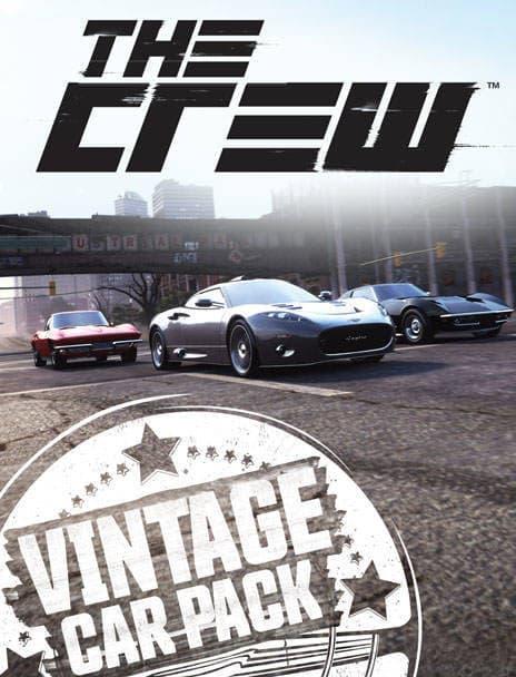 The Crew™ - DLC 4 Vintage Car Pack