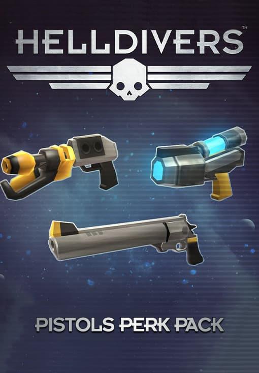HELLDIVERS™ Pistols Perk Pack