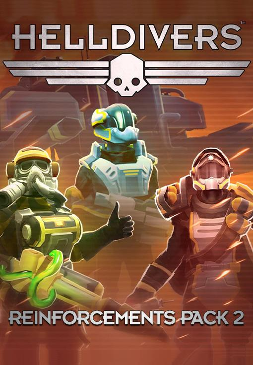 HELLDIVERS™ Reinforcements Pack 2