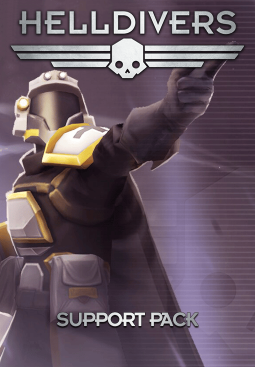 HELLDIVERS™ Support Pack