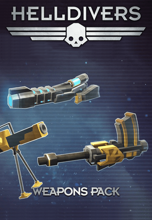 HELLDIVERS™ Weapons Pack