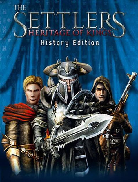 The Settlers®: Heritage of Kings History Edition