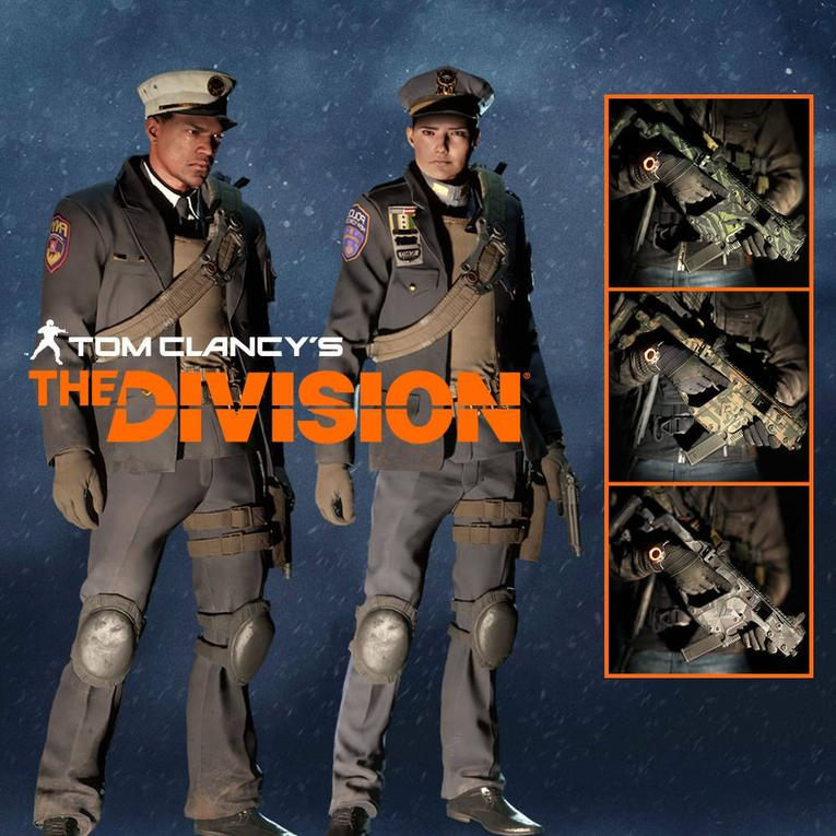 Tom Clancy's The Division - DLC 8 - Parade Pack