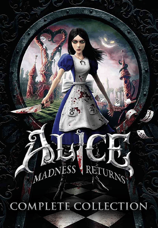 Alice: Madness Returns the Complete Collection