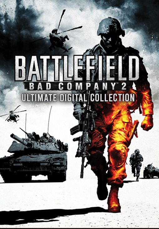 Battlefield: Bad Company 2 - Ultimate Digital Collection