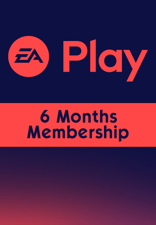 EA Play Basic 6 months